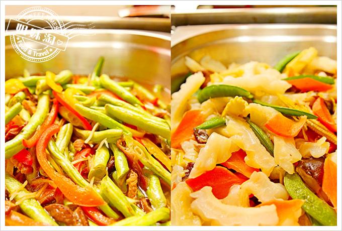 蓮潭國際會館同學會自助餐