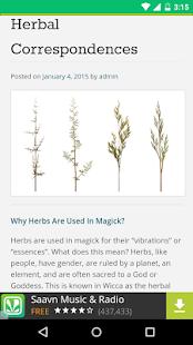 81 Herbs Healing and Magick- screenshot thumbnail