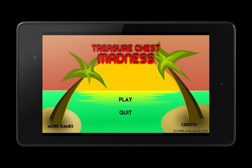 Treasure Chest Madness