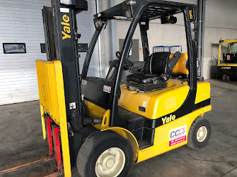 Picture of a YALE GLP25VX