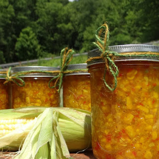 Farm Fresh Corn Relish