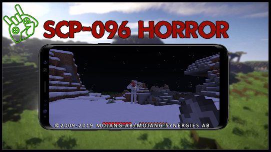 Mod SCP-096 Horror 2