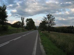 Photo: w kierunku Ustrzyk Górnych