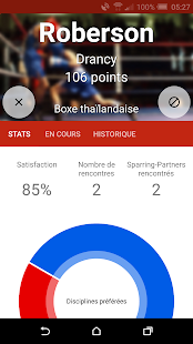 Sparring-Partners, rdv sportif- screenshot thumbnail