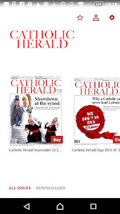 Catholic Herald Magazine- screenshot thumbnail