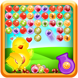 Bubble Shooter Fruits Legend for PC and MAC