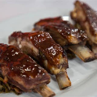 Barbecue Lamb Ribs Recipes.