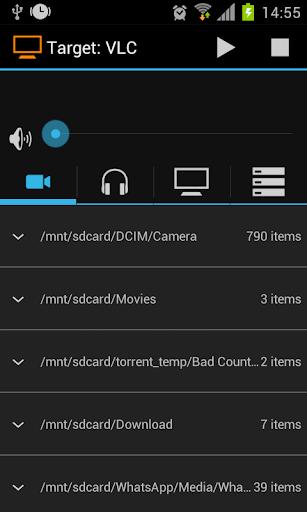 V-Direct (VLC Streaming & Remote) screenshot 2