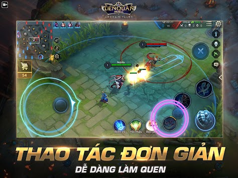 Garena ليان كوان موبايل APK screenshot thumbnail 12