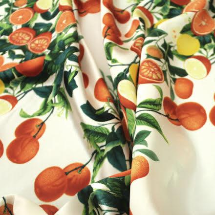 Citrus Sidensatin