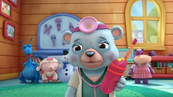McStuffins School of Medicine / The Super Amazing Ultra Hoppers