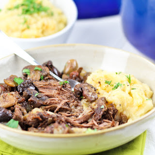 Tomato and Olive Braised Beef