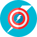 Smash cleaner and booster icon