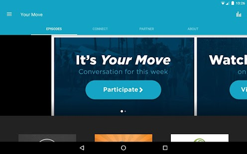 Your Move With Andy Stanley- screenshot thumbnail