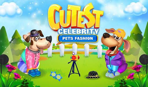 Cutest Celebrity Pets Fashion