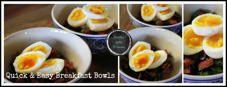 Quick & Easy Low Carb Breakfast Bowls