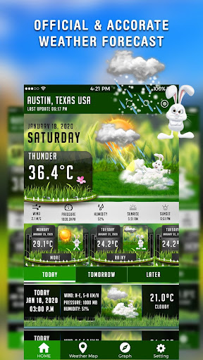 Weather Channel App & Weather Channel Live screenshot 2