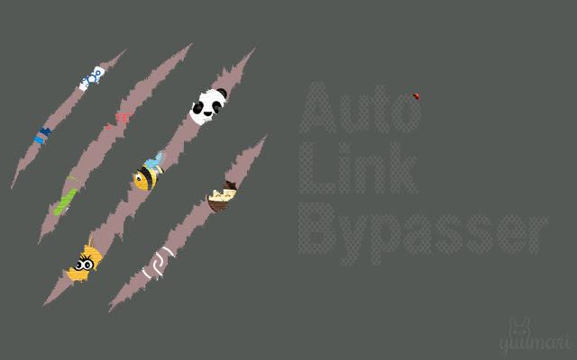 Auto Link Bypasser
