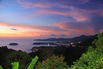 Photo: Kata Nom and Karon from viewpoint, Phuket