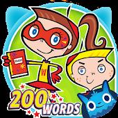 200 Words Childen Must Know