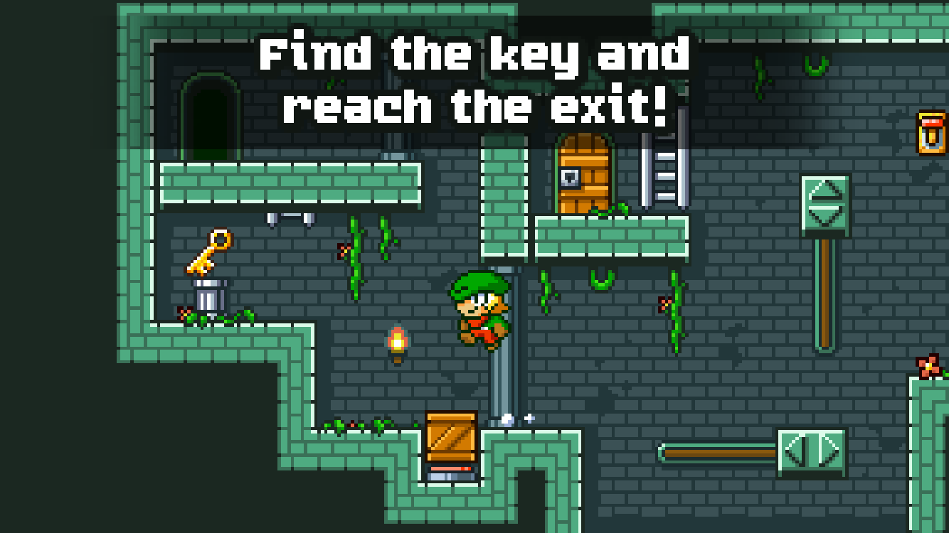Screenshots of Super Dangerous Dungeons for iPhone