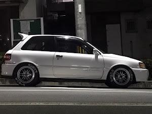 スターレット EP82 GT turbo 平成4年のカスタム事例画像 スタランさんの2021年09月18日19:34の投稿