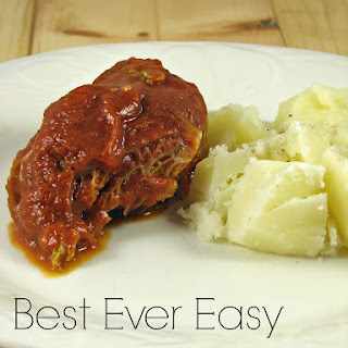 Best Ever Easy Cabbage Rolls.