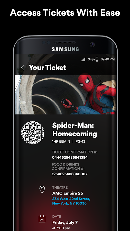 AMC Theatres 6.4.1 APK Download