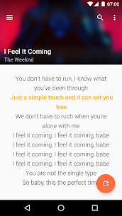 QuickLyric – Instant Lyrics Mod 3.9.0c Apk [Unlocked] 5