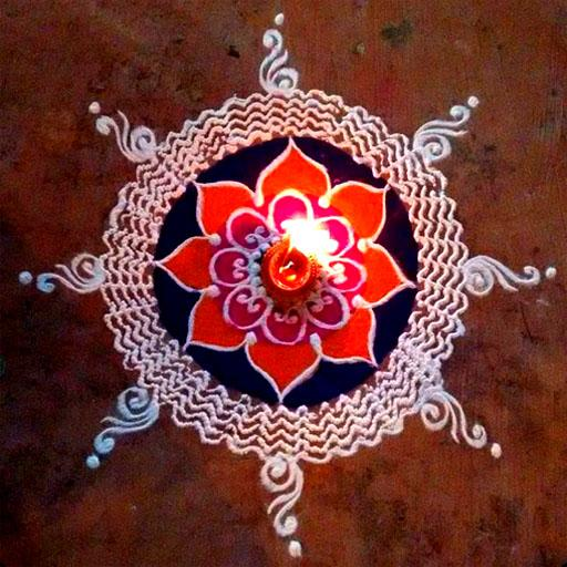 Rangoli Arts app (apk) free download for Android/PC/Windows