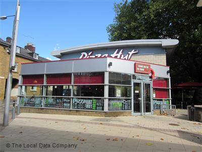 Pizza Hut On Old Station Way Restaurant Pizzeria In Town