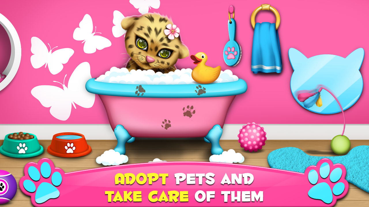 Pet House Decoration Games Android Apps On Google Play