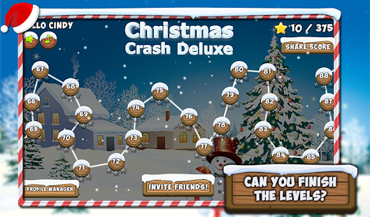 Christmas Crash Deluxe- screenshot thumbnail