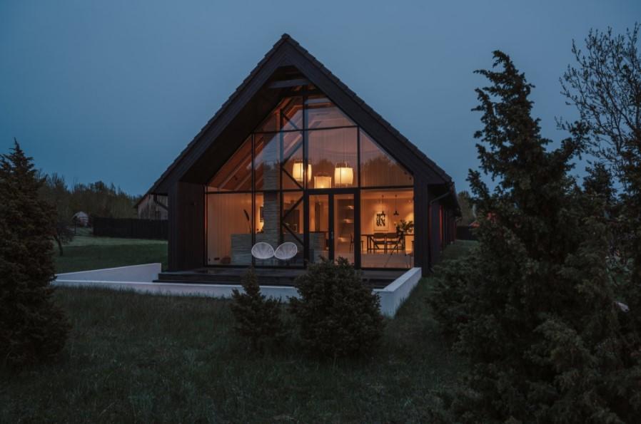 5 Desain Rumah Kaca Minimalis Untuk Tampilkan Pesona Rumah