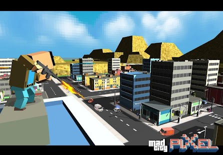 Mad City Pixel's Edition v1.11 Android apk