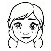 تعلم كيفية رسم الأميرة خطوة بخطوة APK