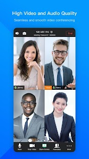 VooV Meeting - Tencent Video Conferencing Screenshot