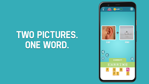 Pictoword: Fun Word Games, Offline Word Brain Game 1.10.6 screenshots 6