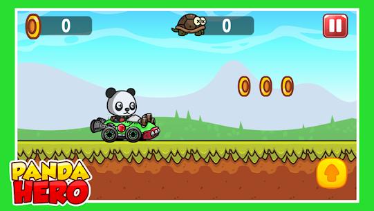 Panda Hero : Jump and Shooter Game 2
