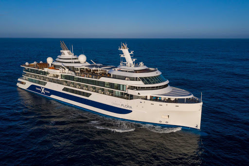 The luxury expedition ship Celebrity Flora lets you explore the Galapagos Islands in style.