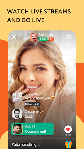 Mamba - Online Dating App: Find 1000s of Single 3.127.2 (9699) screenshots 13