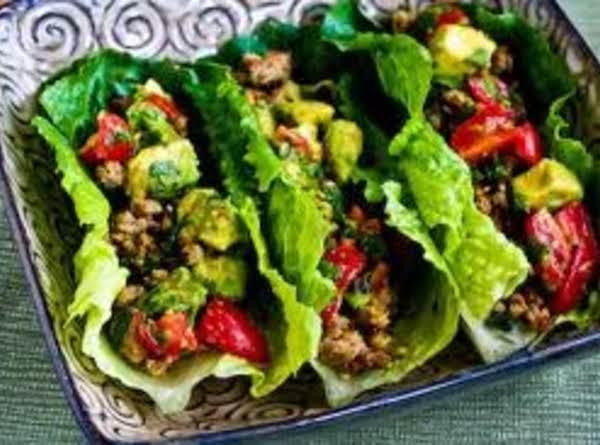 Taco Lettuce Wraps Recipe