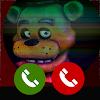 Calling Dog Freddy Prank- FazBear FNAF 2018