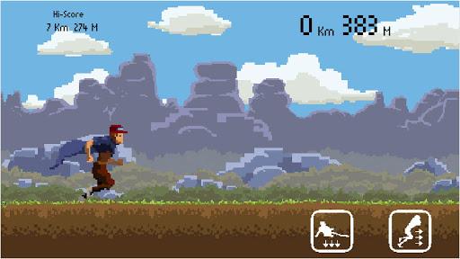 Oh My Run! (Forrest) apkmind screenshots 2