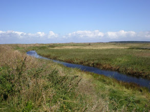 Photo: Norfolk Coast Path - From Brancaster to Warham - Overy Marshes