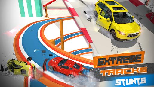 Ultimate Car Stunts : Extreme Car Stunts Racing 3D apktram screenshots 7