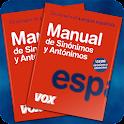 VOX Compact Spanish+Thesaurus icon