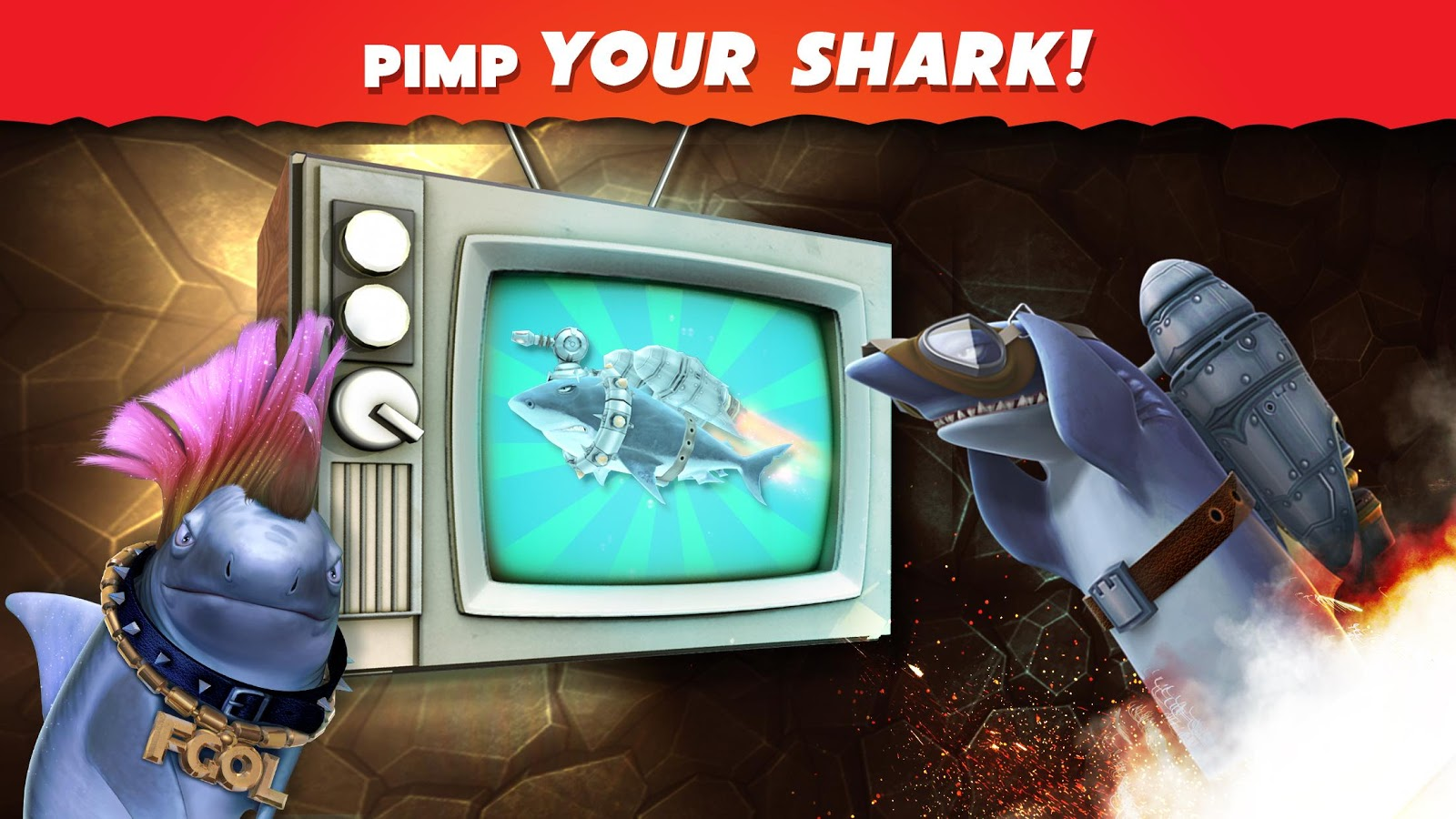 Hungry Shark Evolution- screenshot