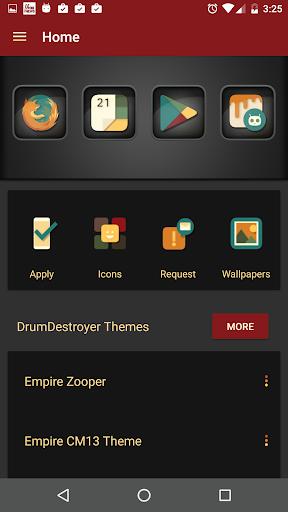 Empire Icon Pack screenshot 5
