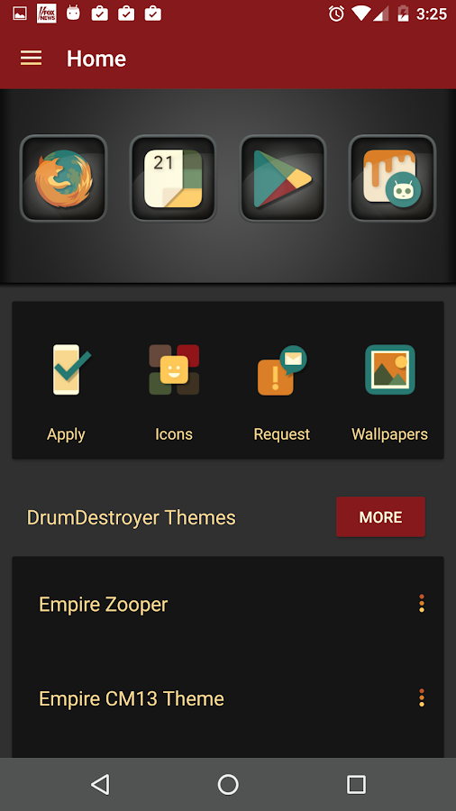 Empire Icon Pack- screenshot